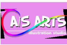 cAIS ARTS LOGO